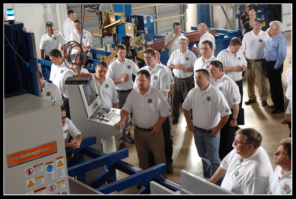 Ocean Avenger PLUS CNC Beam Drill Line