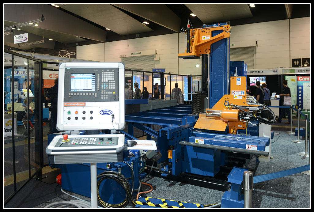 The worlds best selling drill line of all time, the Ocean Avenger single spindle drill line