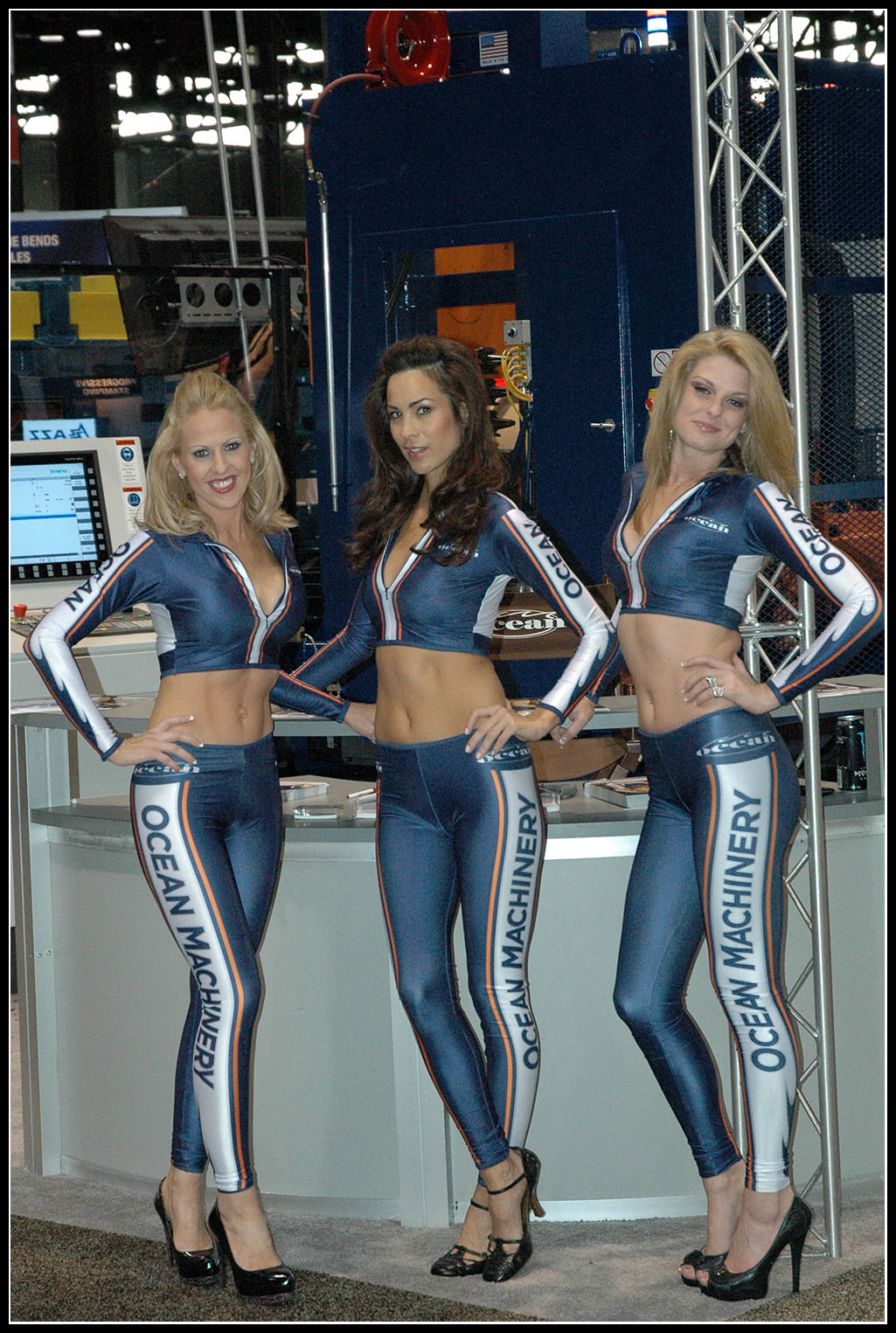 The word famous Oceanettes