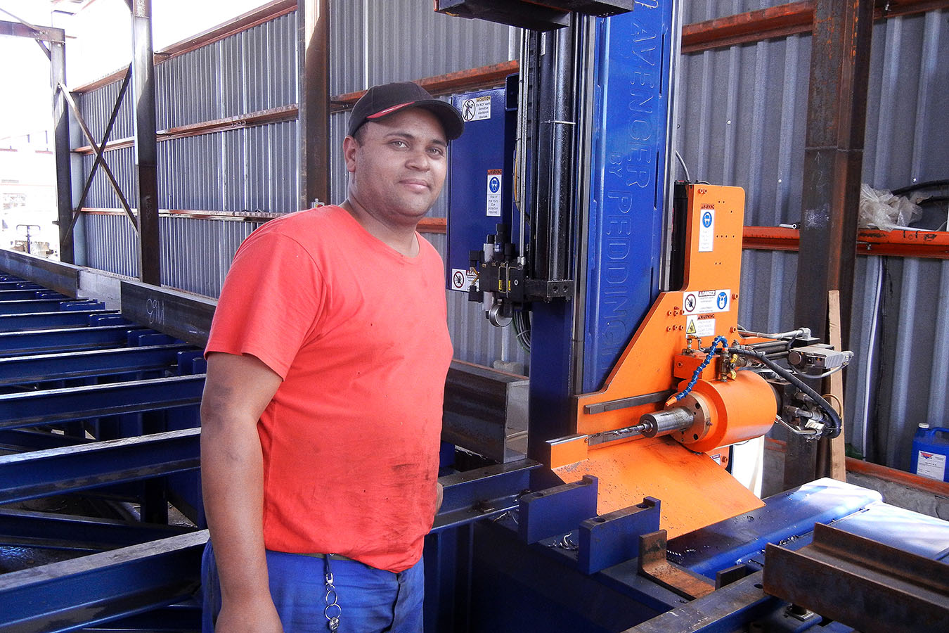 optimizing steel fabrication in south africa