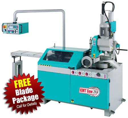 KMT C 370 A-NC Fully-Automatic Cold Saw