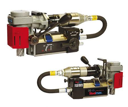 steelmax-d1-air-atex-pneumatic-mag-drill