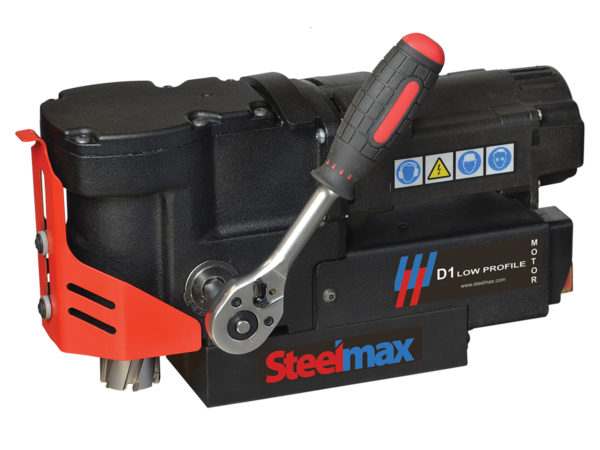 steelmax-mag-drill-d1-low-profile