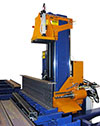 cnc drill lines for structural steel