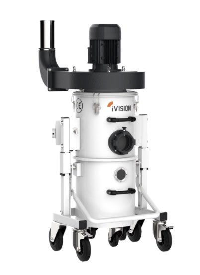 iVision - iV3 Extrusion Industrial Vacuums