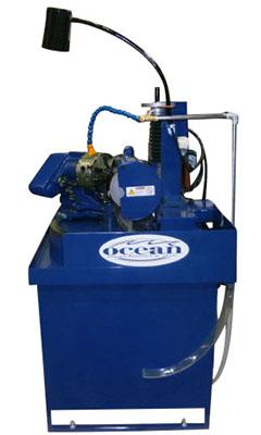 Ocean Rejuvenator Drill Sharpener