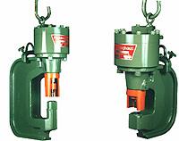 Peddinghaus Portable Hydraulic Punches