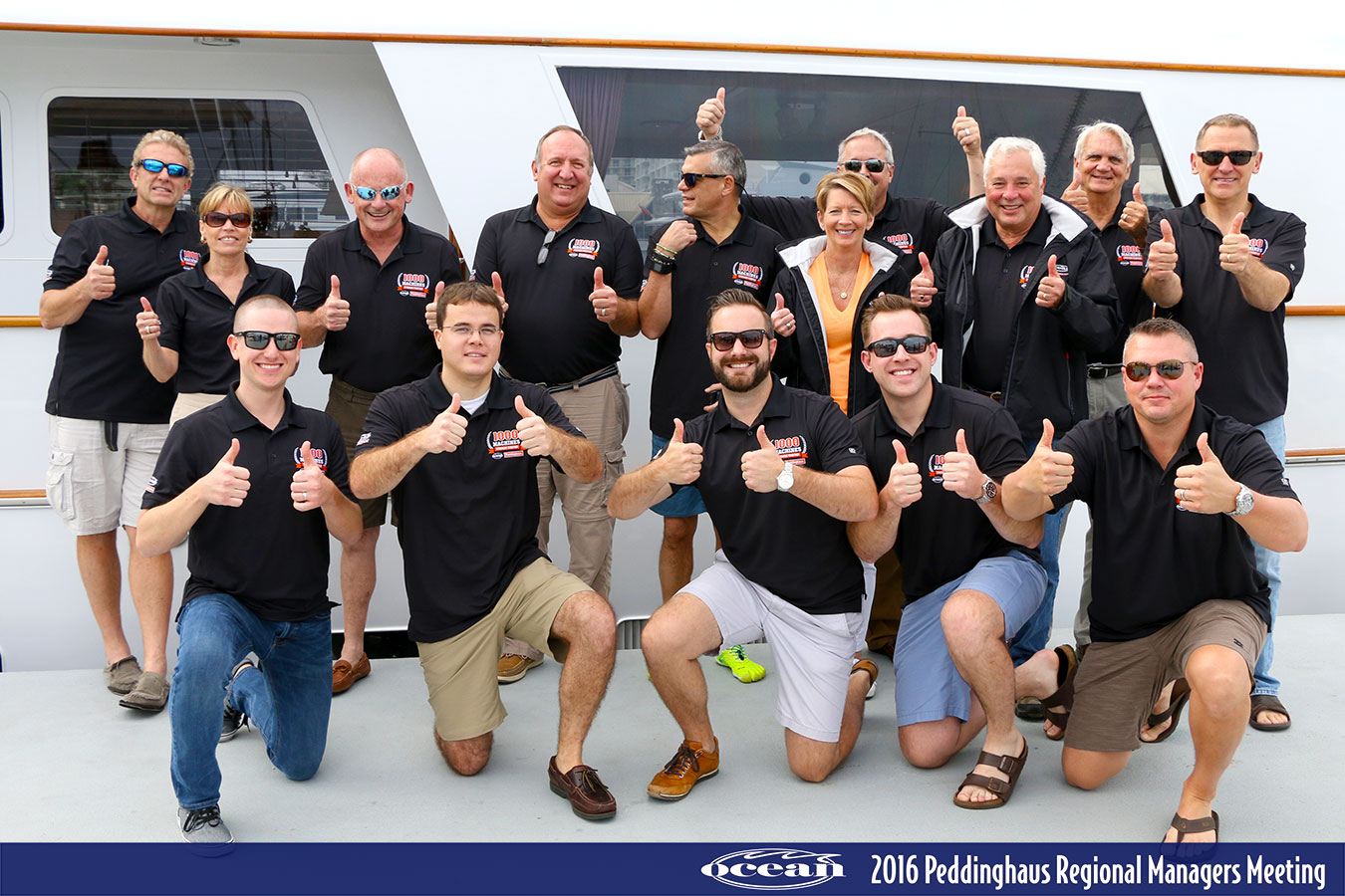 Cruising Intracoastal with Peddinghaus Regional Managers