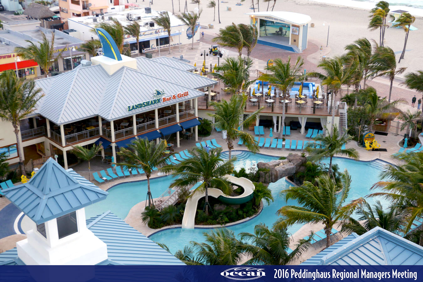 Margaritaville Beach Resort - Hollywood, Florida