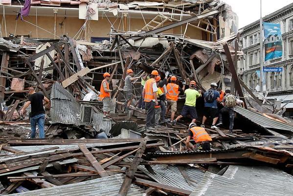 February 22, 2011 earthquake - Christchurch, NZ