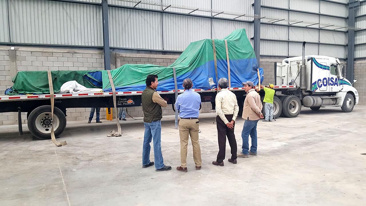 Cayarga SA de CV Constructora From Torreón, Coahuila, México