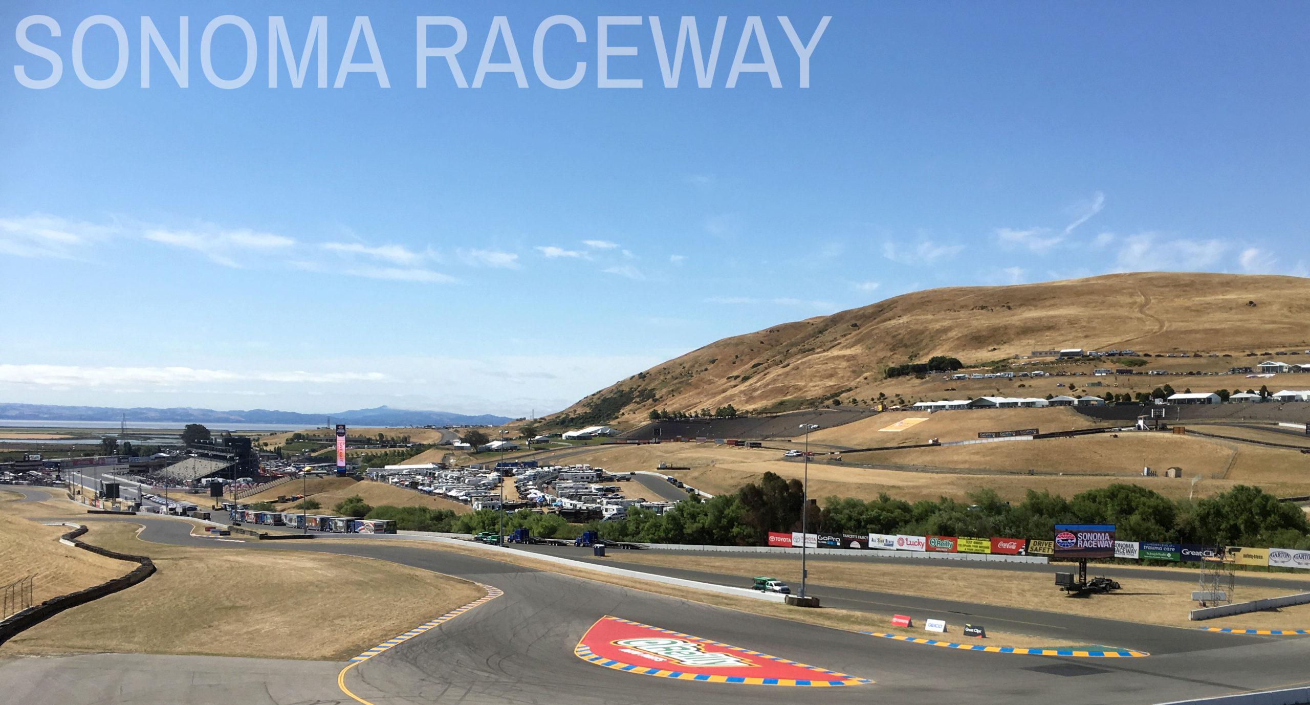 Sonoma Raceway - Sonoma, California