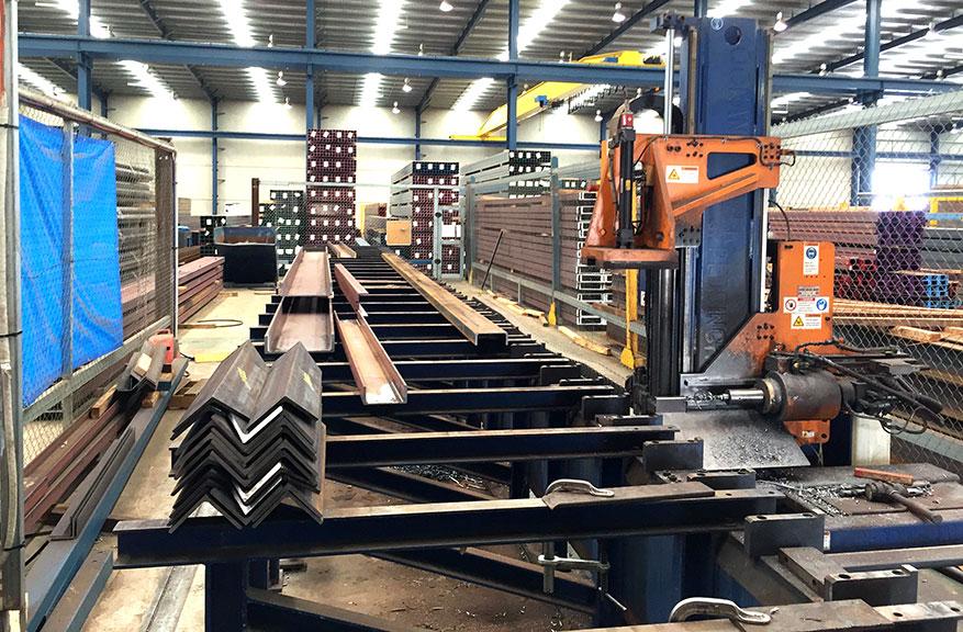 John Jones Steel - Christchurch, NZ