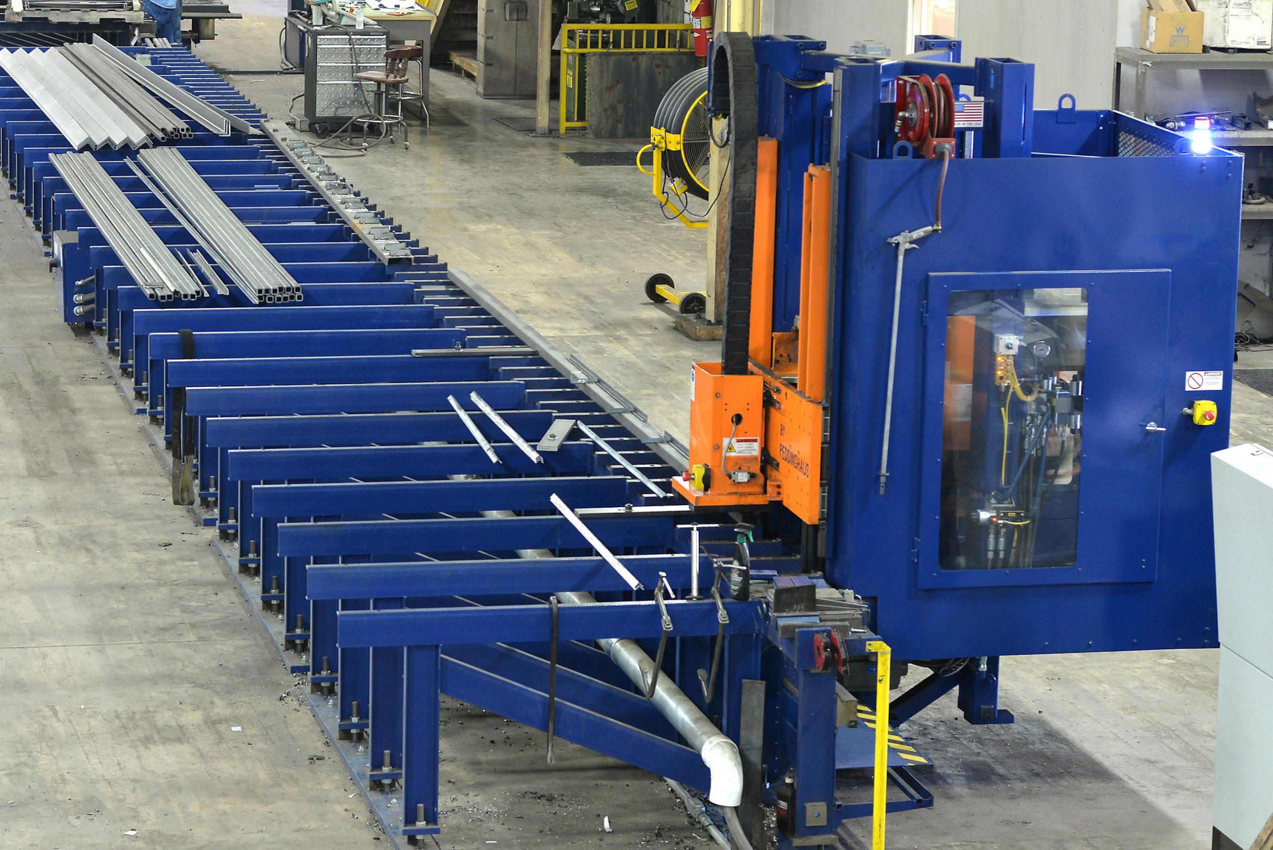 Avenger PLUS CNC drill line