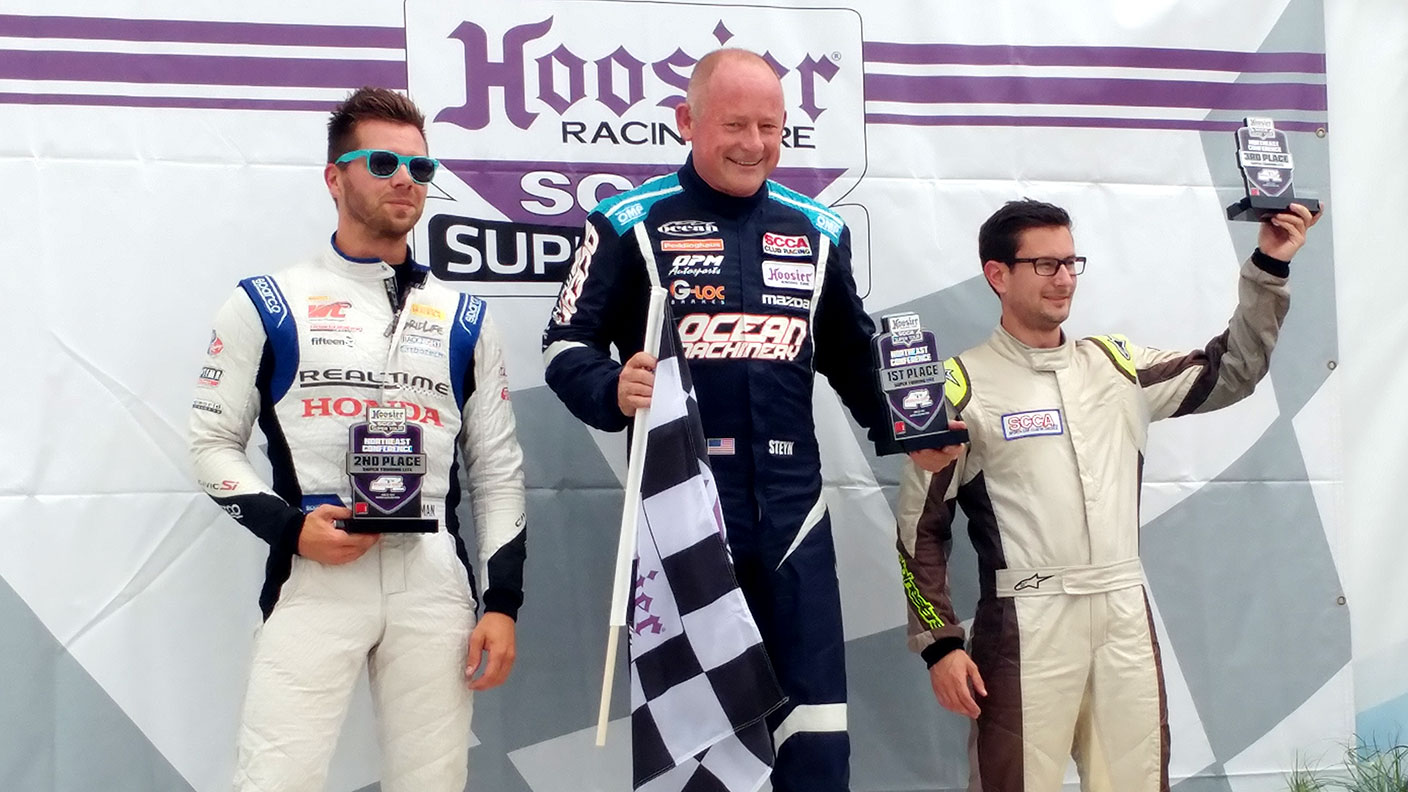 Another great win for Ocean Machinery's Danny Steyn