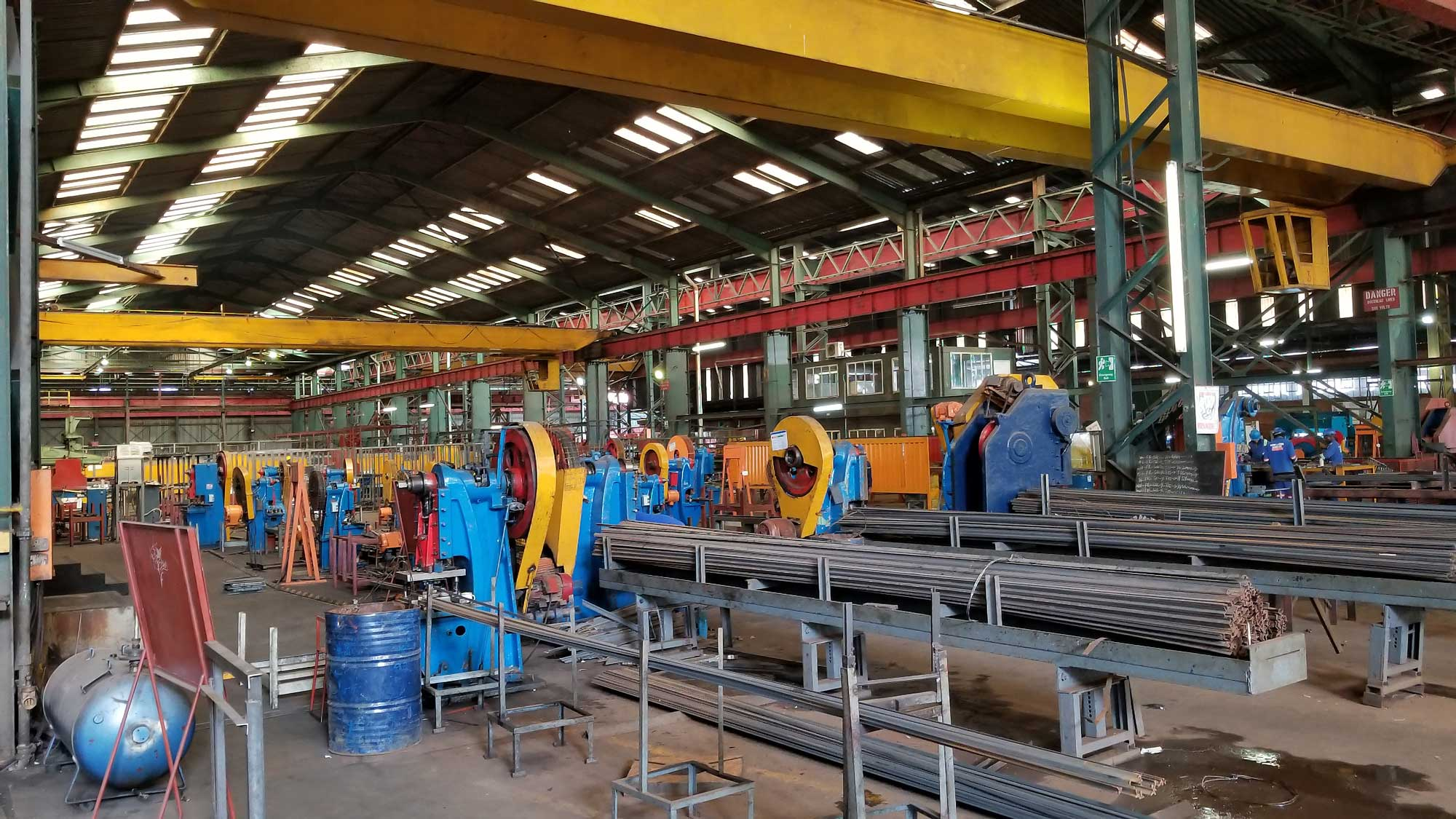 Pump and Steel Supplies - Building Products Division