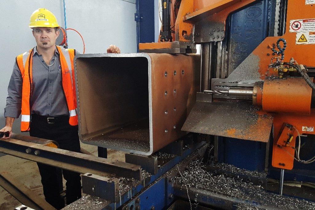 impact machinery - darren harmsworth
