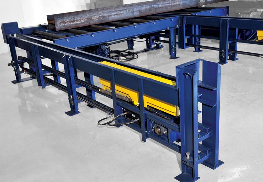 Ocean Eliminator Modular Material Handling System
